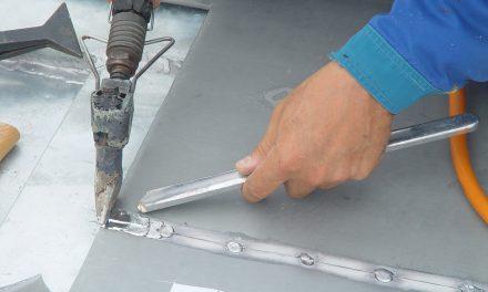 Réaliser ses gouttières en zinc